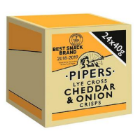 PIPERS LYE CROSS CHEDDAR & ONION 24's